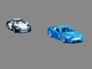 Aston Martin Vantage Police chase!