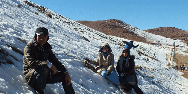 gunung-salju-di-Maroko