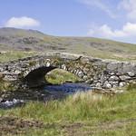 Pont Scethin Dyffryn Ardudwy Harlech June 2013