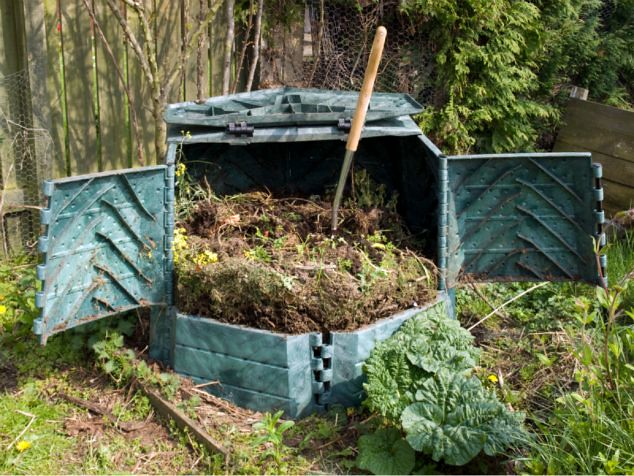C mo hacer composta en casa diario ecologia - Como hacer compost en casa ...