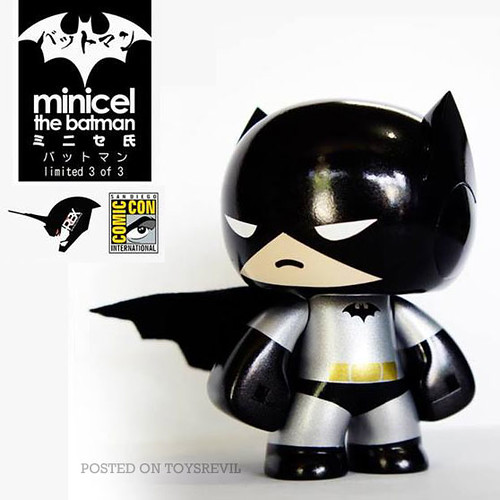 MINICEL-BATMAN-ROTOBOX