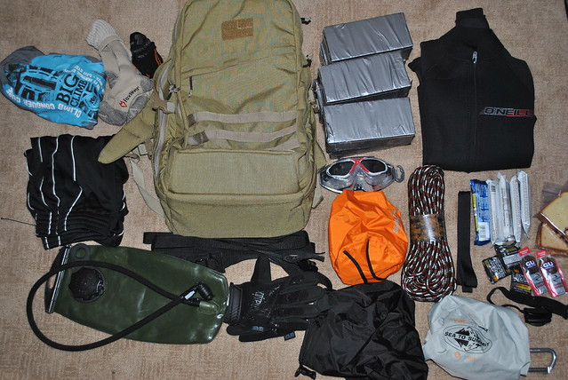 GORUCK Heavy Packing