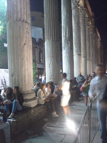 Contested Space: The Most Popular Colonnade in Milan
