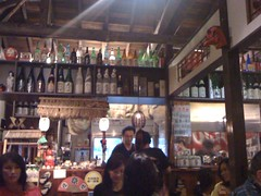 店內佈置@台北大村武串燒居酒屋