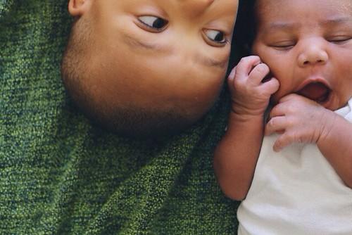 Myles newborn