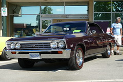 chevrolet, automobile, automotive exterior, vehicle, compact car, antique car, sedan, chevrolet chevelle, land vehicle, luxury vehicle, muscle car,