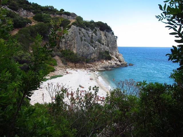 Cala Fuili, Cala Gonone, Sardinia