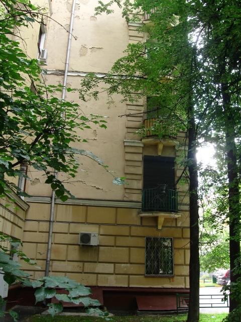 Жилые дома кооператива 1-е Замоскворечье 10