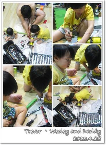 130428-爸爸的工具組是男孩子的夢幻玩具