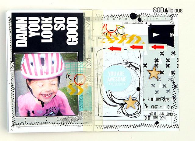 Bike trip album [6]
