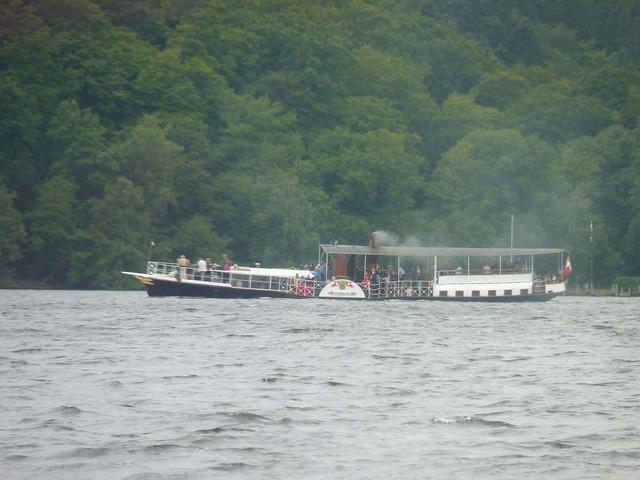 Steampaddler Hjejlen