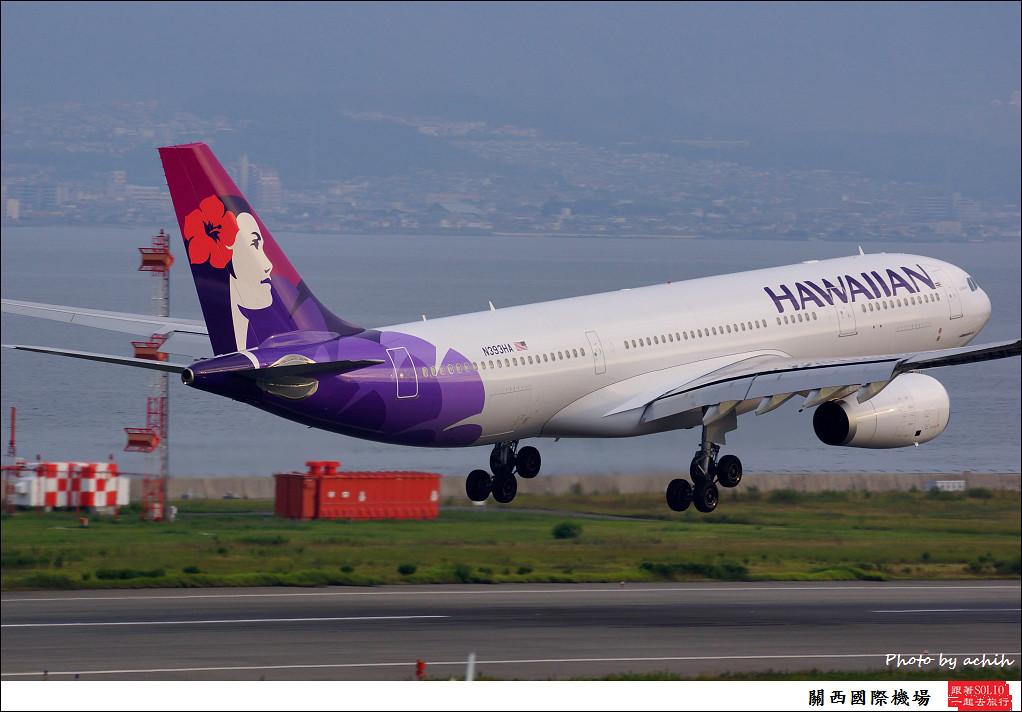 Hawaiian Air N393HA-004