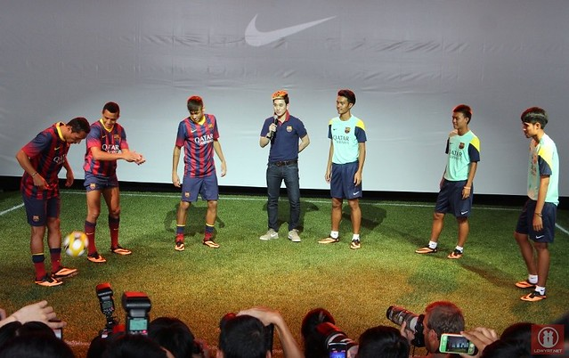 Nike Hypervenom SEA Launch 01