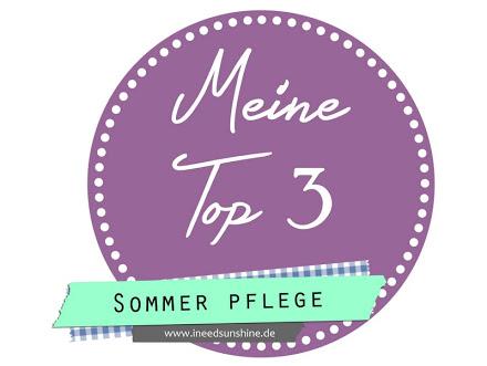 Meine Top 3 Logo_Sommerpflege
