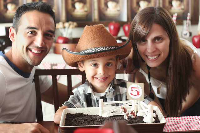 yee-haw! my nephew is 5.