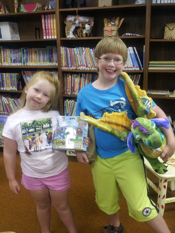 summer reading program finale