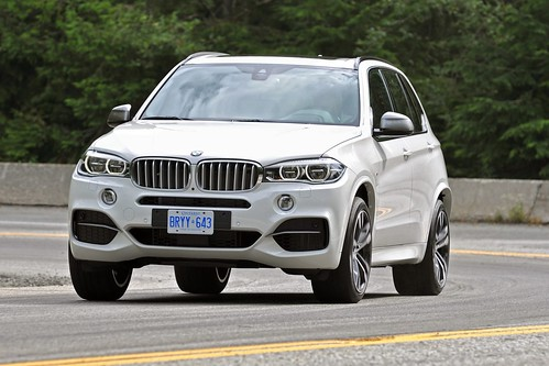 BMW  X5 M50d Power Diesel Picture Gallery