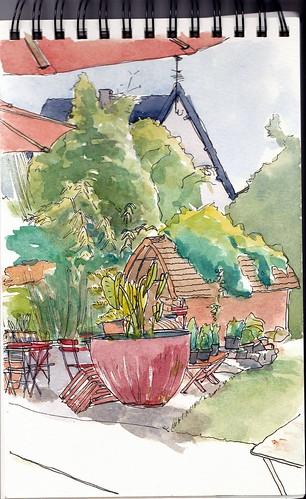 Giverny - Jardin de Capucine