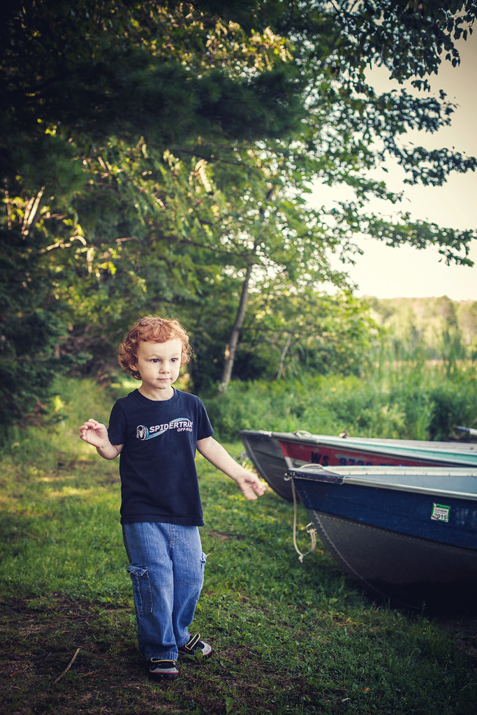 35/52/Life - Boy and his love of boats.