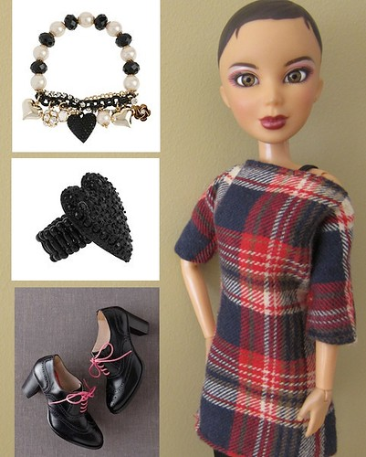Project Project Runway Challenge 7 - Shoes First