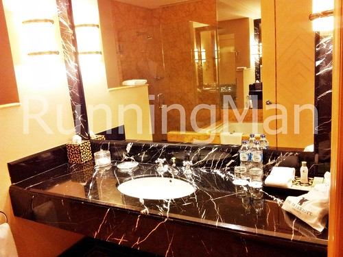 JW Marriott Hotel 02 - Bathroom