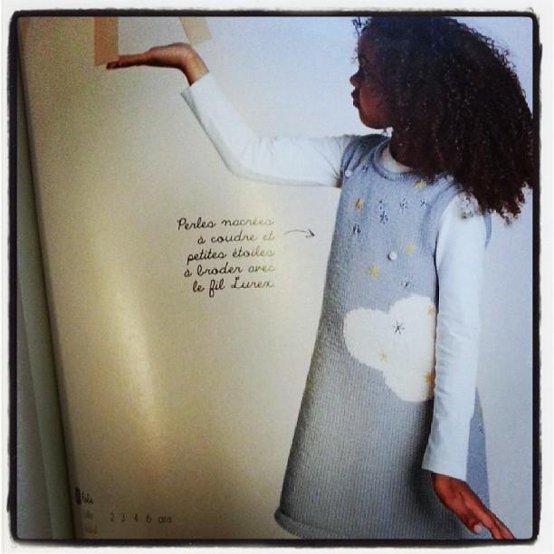 ★ cette robe me tente bien pour les filles ★ #bergeredefrance #magazine #blog #blogueuse #ourlittlefamily #france