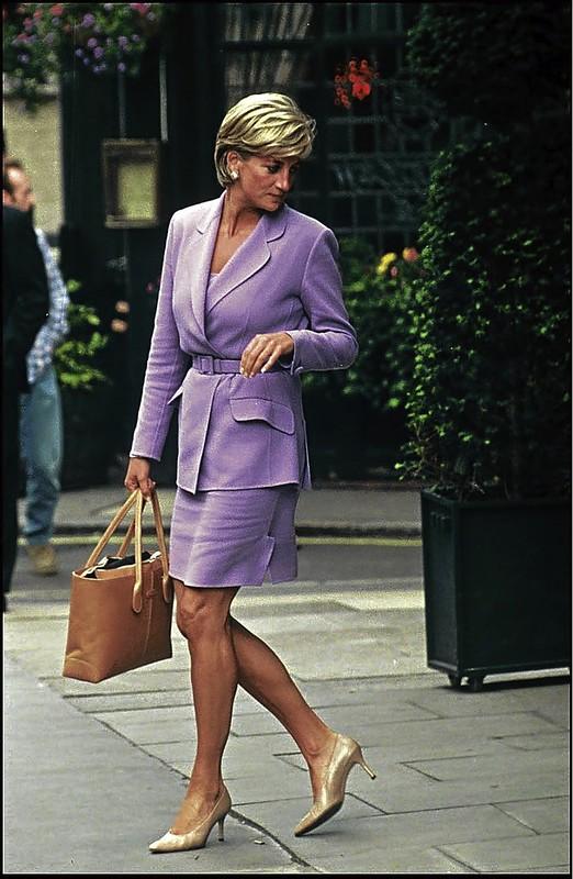 Princess Diana, Tod's