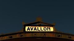 1496 Gare d'Avallon