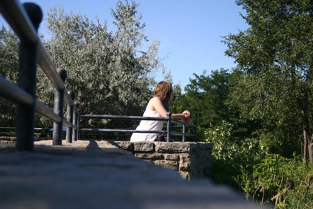 Annie au parc 7