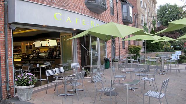 Cafe Romeo exterior