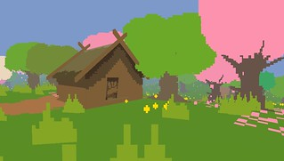Proteus on PS3 and PS Vita