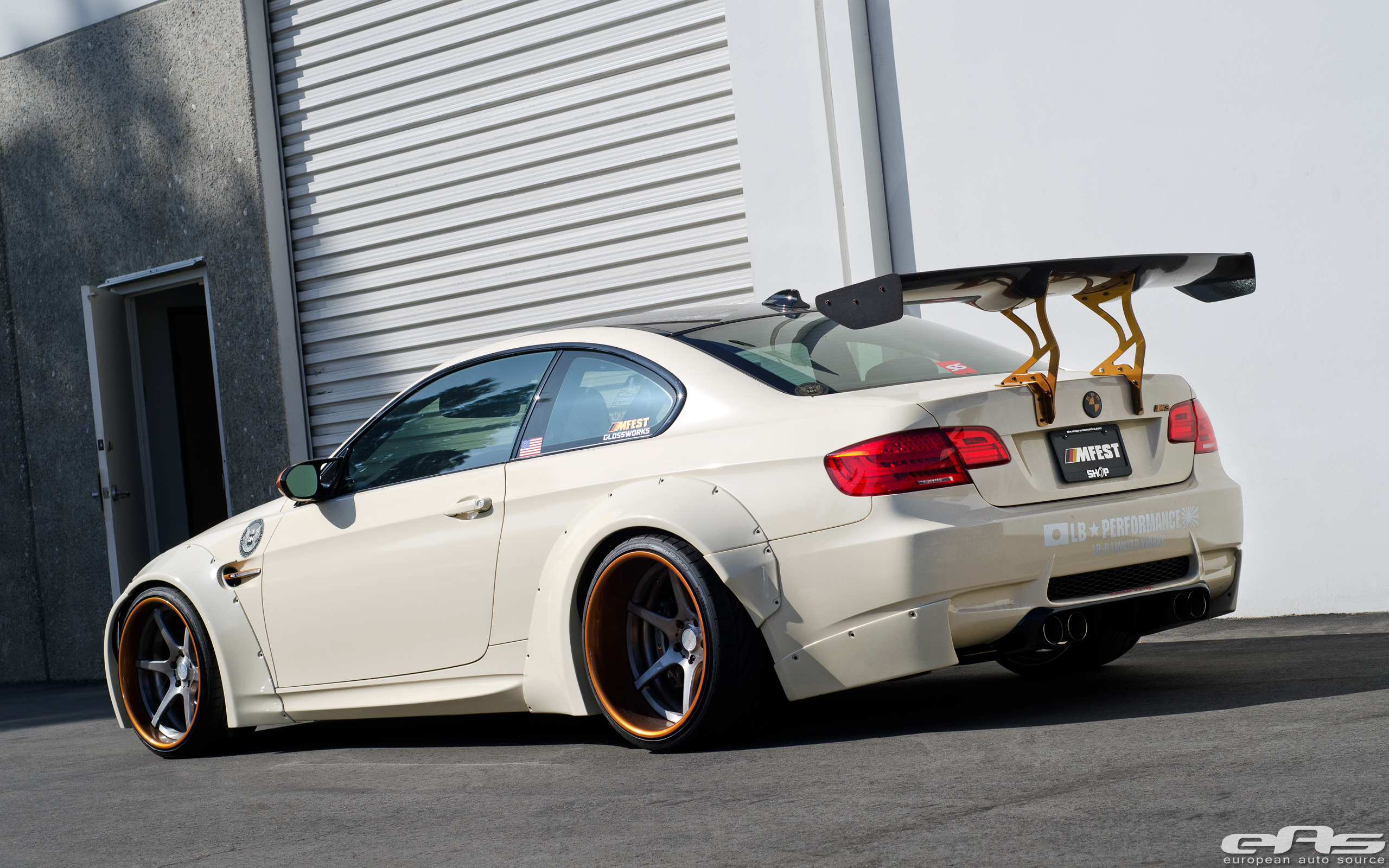 Mfest Liberty Walk Vf620 E92 M3 Bmw Performance Parts Services