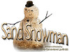 Sand Snowman - Movie Director Yeva-Genevieve Lavlinski by Westfield Entertainment