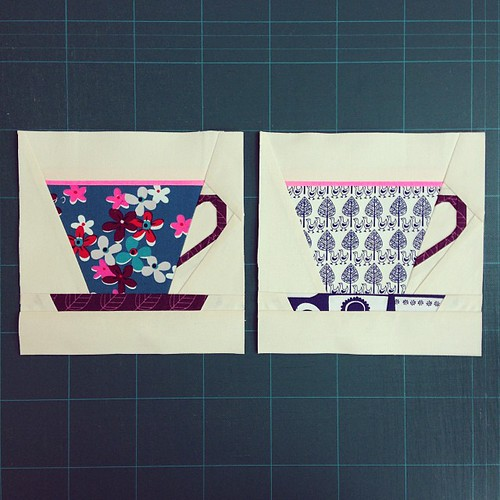 Two cups #pennysampler