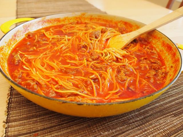 onepanspaghetti