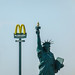 Mc Liberty statue (not photoshopped) by Frans.Sellies