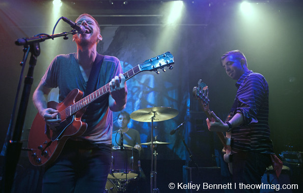 Kevin Devine and the God Damn Band @ Rickshaw Stop, SF 10/30/13