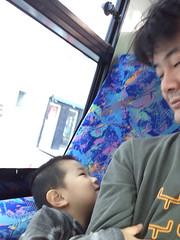 ハチ公バスに乗って恵比寿ガーデンプレイスへ 2013/10