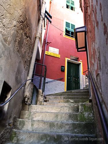 En Vernazza, CinqueTerre