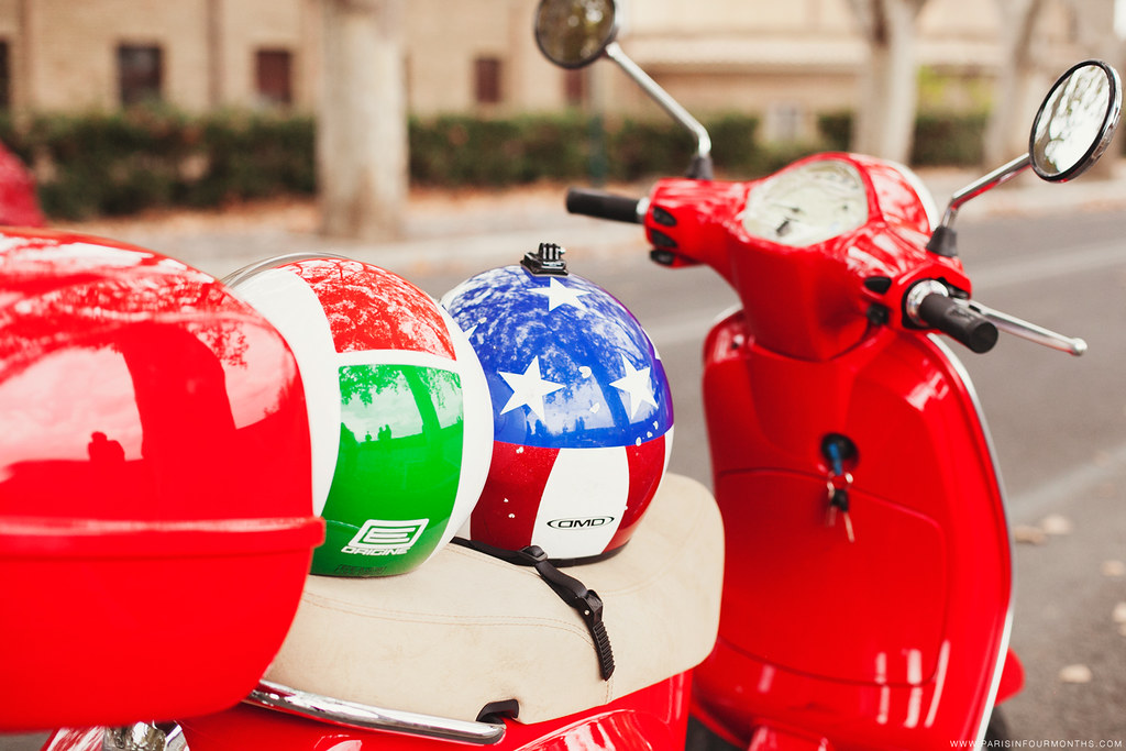 Vespa Tour Around Rome with Scooteroma Tours