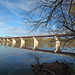Huguenot Memorial Bridge - Nov. 6, 2013
