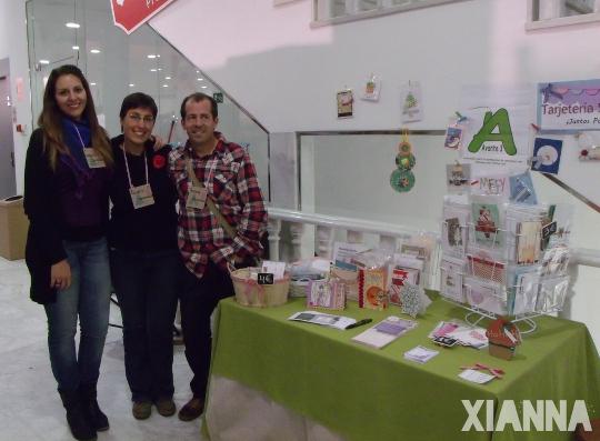 DIY Show Christmas Edition - Tarjeteria Solidaria