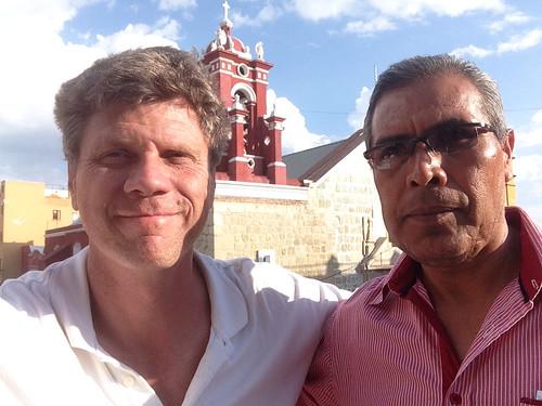 Ron y Pedro @ Oaxaca 11.2013