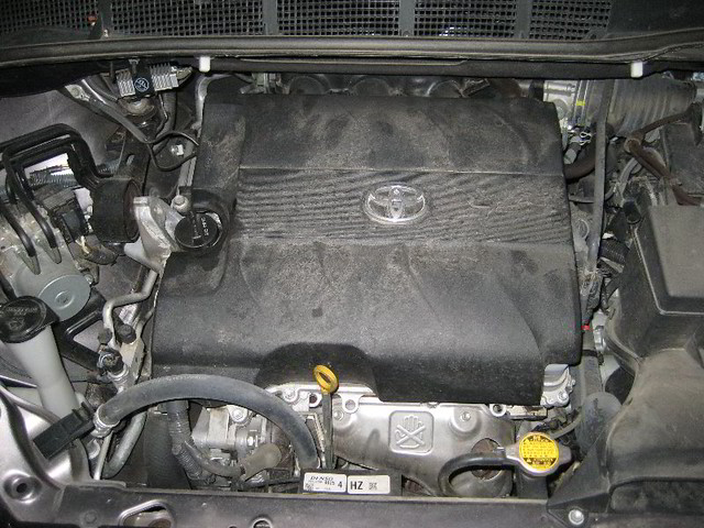 2012 Toyota Sienna With 2gr Fe 3 5l V6 Engine Changing