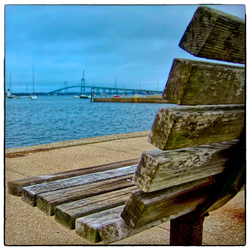 bridge lighthouse bench square boats large monday 1013 newportri