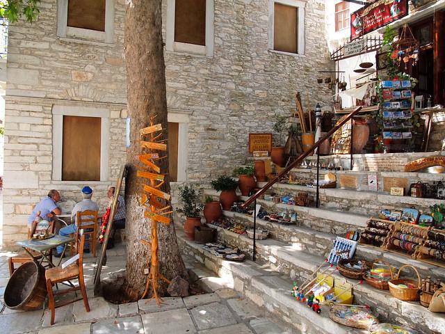 Apiranthos, Naxos