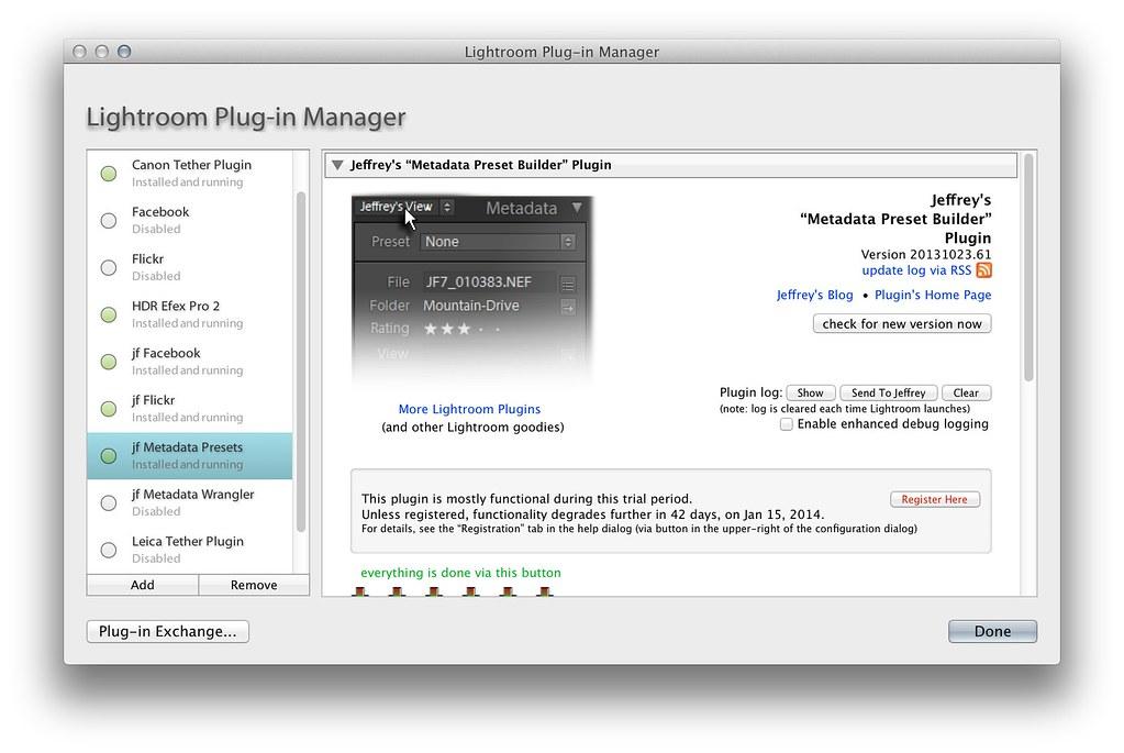 "Jeffrey's ""Metadata-Viewer Preset Editor""   Morgan   Flickr"