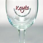 ベルギービール大好き!!【ケイトの専用グラス】(管理人所有 )