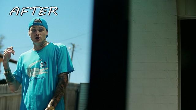 Kerser - 'Losing My Brain' music video