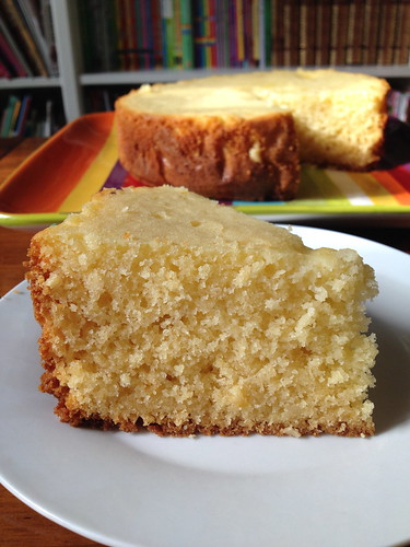 Slow Cooker Lemon and Coconut Cake IMG_4910